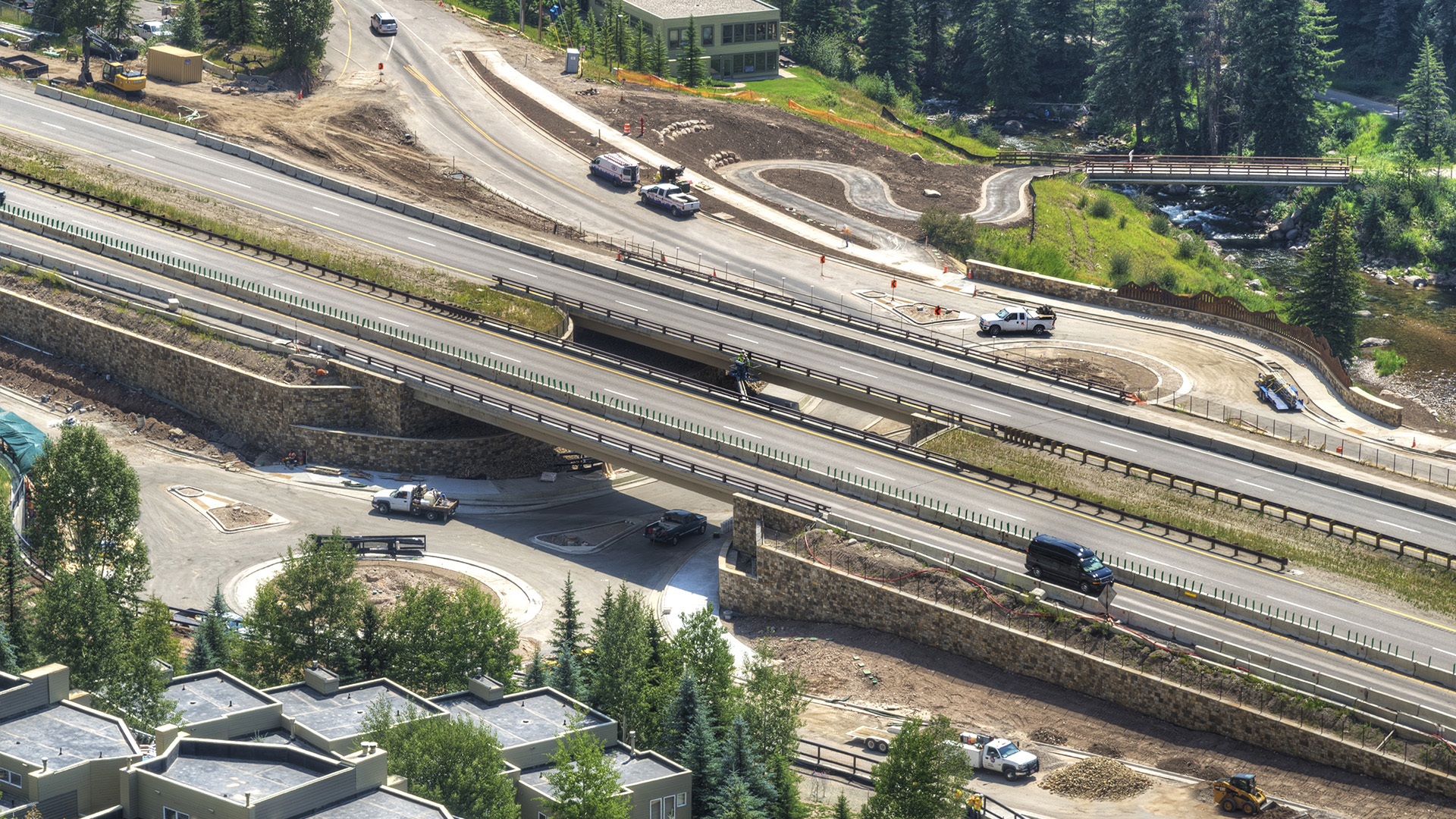 I-70 Vail Underpass
